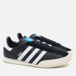 Мужские кроссовки adidas Originals Samba Spezial Black/White/Gold фото- 1