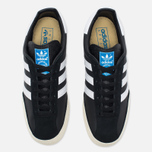 Мужские кроссовки adidas Originals Samba Spezial Black/White/Gold фото- 4
