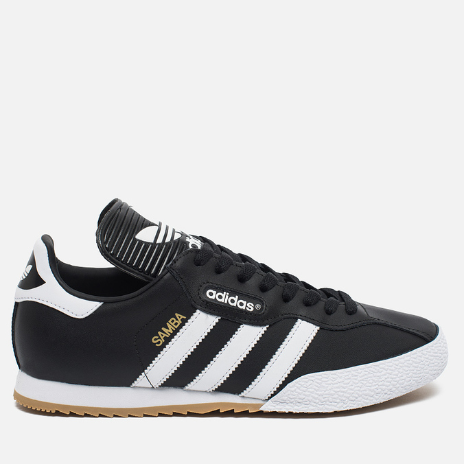 Мужские кроссовки adidas Originals Samba Super Medium Grey Heather/White