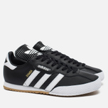 Мужские кроссовки adidas Originals Samba Super Medium Grey Heather/White фото- 1