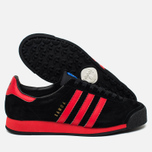 Мужские кроссовки adidas Originals Samoa Vintage Core Black/Lush Red фото- 2