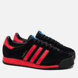 Мужские кроссовки adidas Originals Samoa Vintage Core Black/Lush Red фото- 1