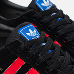 Мужские кроссовки adidas Originals Samoa Vintage Core Black/Lush Red фото- 5