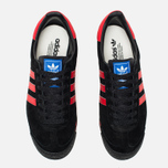 Мужские кроссовки adidas Originals Samoa Vintage Core Black/Lush Red фото- 4