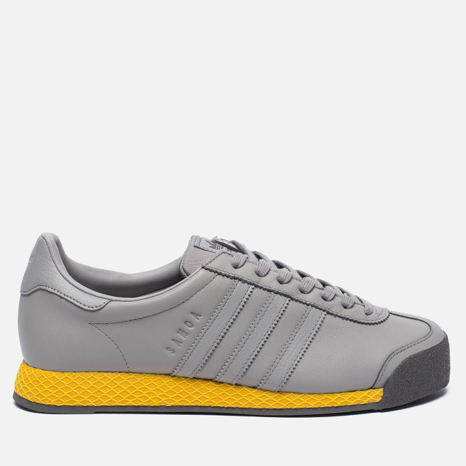Мужские кроссовки adidas Originals Samoa Vintage Light Granite/Bold Gold