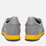Мужские кроссовки adidas Originals Samoa Vintage Light Granite/Bold Gold фото- 3