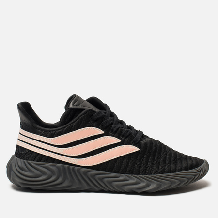 Мужские кроссовки adidas Originals Sobakov Core Black/Chalk Coral/Core Black