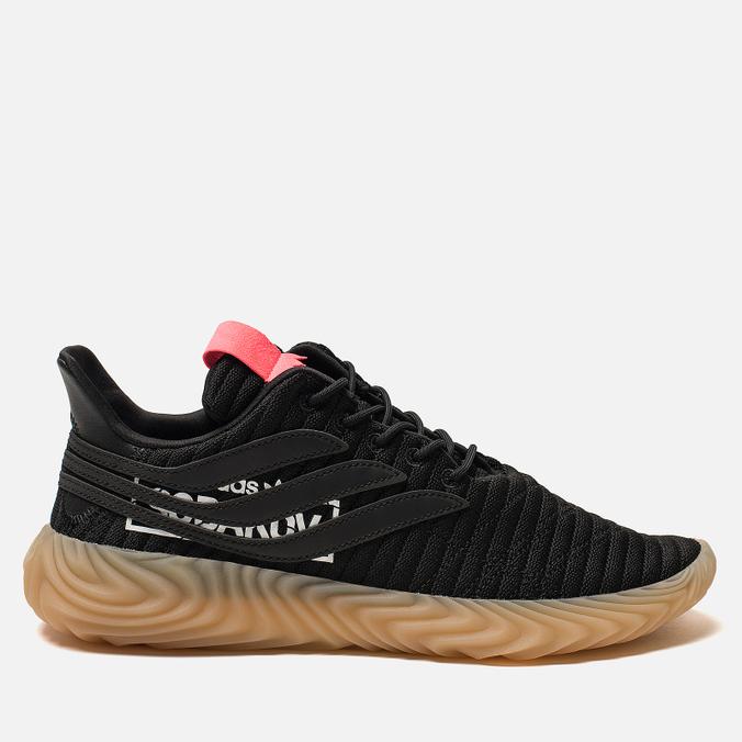 Мужские кроссовки adidas Originals Sobakov Core Black Core Black Flared ... 3fef1de93ac77
