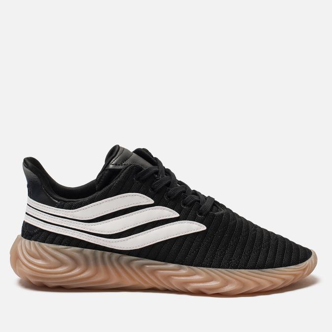 Мужские кроссовки adidas Originals Sobakov Core Black White Gum AQ1135 2870f45127ae4