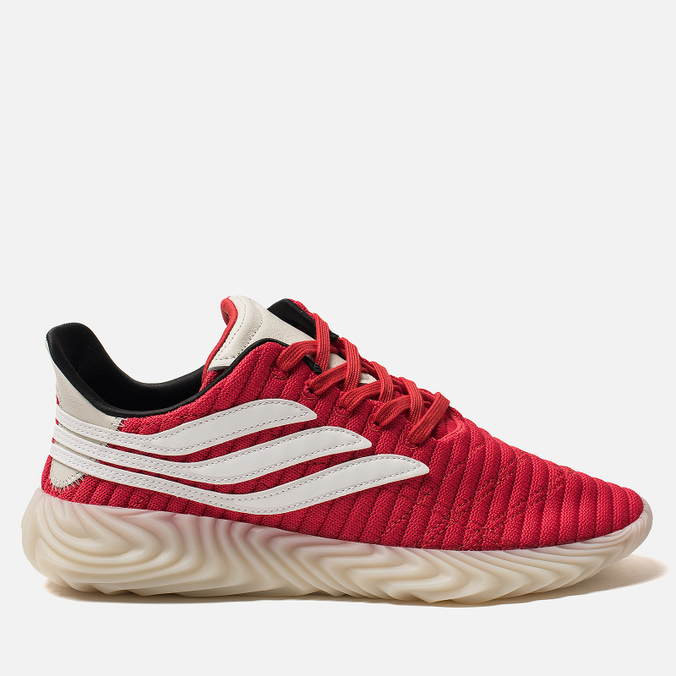 Мужские кроссовки adidas Originals Sobakov Scarlet/White/Core Black