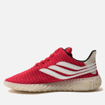 Мужские кроссовки adidas Originals Sobakov Scarlet/White/Core Black фото- 1