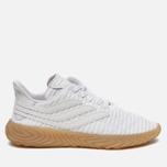 Мужские кроссовки adidas Originals Sobakov White/White/Gum фото- 0