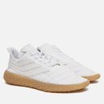 Мужские кроссовки adidas Originals Sobakov White/White/Gum фото- 2