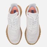 Мужские кроссовки adidas Originals Sobakov White/White/Gum фото- 4
