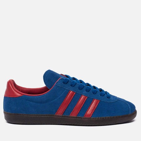Кроссовки adidas Spezial Spirit Collegiate Royal/Scarlet/Night Navy