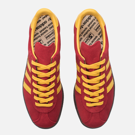 Кроссовки adidas Spezial Spirit Scarlet/Supplier Colour/Scarlet