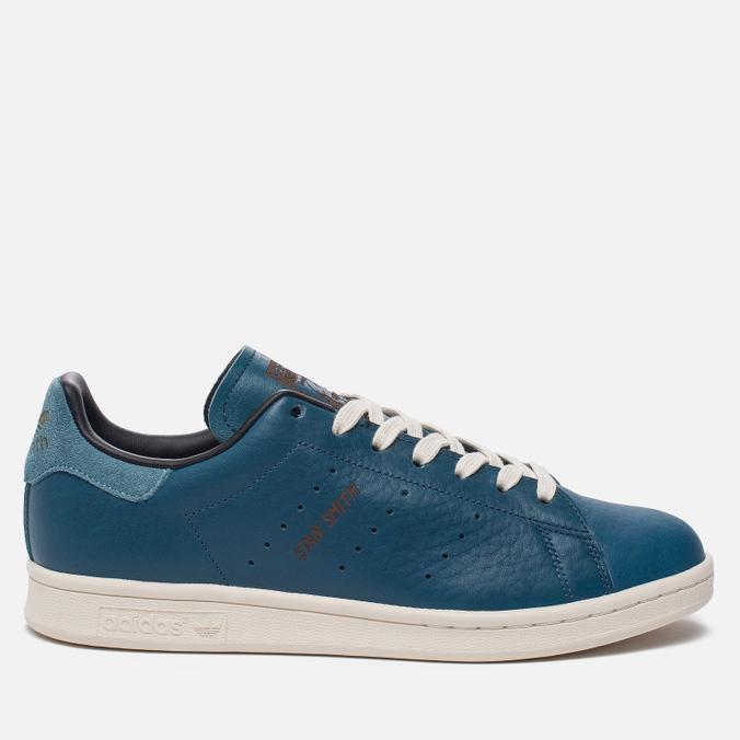 Мужские кроссовки adidas Originals Stan Smith Blue/Collegiate Navy/Chalk White