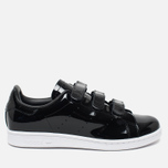 Мужские кроссовки adidas Originals Stan Smith CF Black/White фото- 0