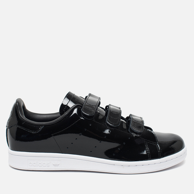 Мужские кроссовки adidas Originals Stan Smith CF Black/White