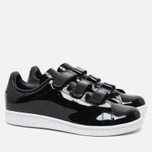 Мужские кроссовки adidas Originals Stan Smith CF Black/White фото- 1