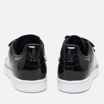 Мужские кроссовки adidas Originals Stan Smith CF Black/White фото- 3