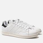Мужские кроссовки adidas Originals Stan Smith Cloud White/Cloud White/Core Black фото- 2