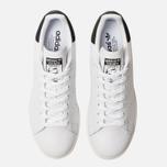 Мужские кроссовки adidas Originals Stan Smith Cloud White/Cloud White/Core Black фото- 5