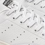 Мужские кроссовки adidas Originals Stan Smith Cloud White/Cloud White/Core Black фото- 6