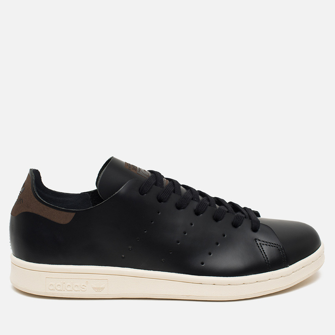 Мужские кроссовки adidas Originals Stan Smith Deconstructed Core Black/Chalk White