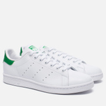 Кроссовки adidas Originals Stan Smith Running White/Fairway фото- 2