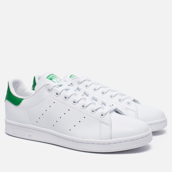 Кроссовки adidas Originals Stan Smith Running White/Fairway