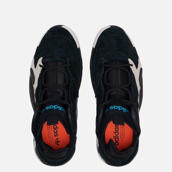 Мужские кроссовки adidas Originals Streetball Core Black/Cloud White/Bold Aqua