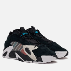 Мужские кроссовки adidas Originals Streetball Core Black/Cloud White/Bold Aqua