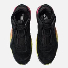 Кроссовки adidas Originals Streetball Core Black/Solar Yellow/Shock Pink фото- 1