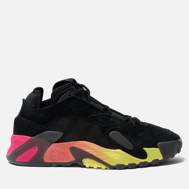 Кроссовки adidas Originals Streetball Core Black/Solar Yellow/Shock Pink