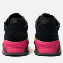 Кроссовки adidas Originals Streetball Core Black/Solar Yellow/Shock Pink фото- 2