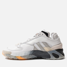 Кроссовки adidas Originals Streetball White/Core Black/Flash Orange фото- 5