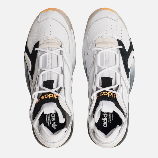 Кроссовки adidas Originals Streetball White/Core Black/Flash Orange