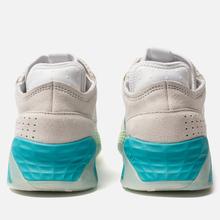 Кроссовки adidas Originals Streetball White/Glow Green/Hi-Res Aqua фото- 2