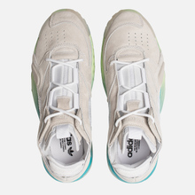 Кроссовки adidas Originals Streetball White/Glow Green/Hi-Res Aqua фото- 1