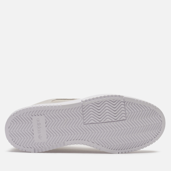 Мужские кроссовки adidas Originals Super Court Premiere Cloud White/Cloud White/Core Black