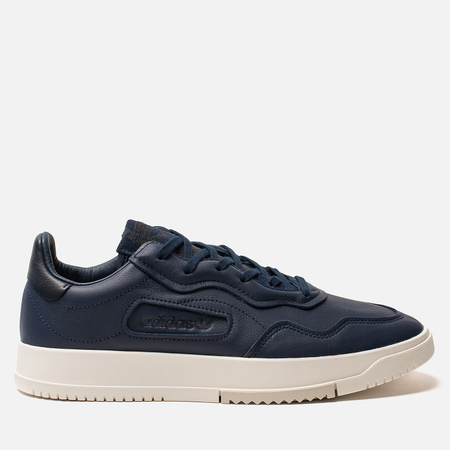 7d3eabb9 Мужские кроссовки adidas Originals Super Court Premiere Collegiate  Navy/Legend Ink/Carbon