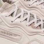 Мужские кроссовки adidas Originals Super Court Premiere Orchid Tint/Core White/Cloud White фото- 6