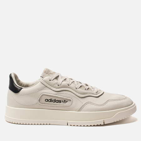 Мужские кроссовки adidas Originals Super Court Premiere Raw White/Core White/Off White
