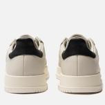 Мужские кроссовки adidas Originals Super Court Premiere Raw White/Core White/Off White фото- 5