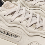 Мужские кроссовки adidas Originals Super Court Premiere Raw White/Core White/Off White фото- 6