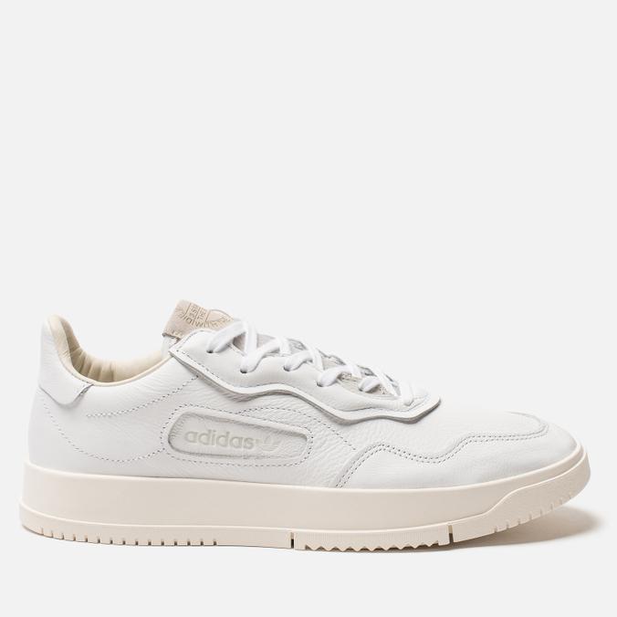 Мужские кроссовки adidas Originals Super Court Premiere White/Crystal White/Cloud White