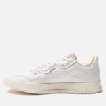 Мужские кроссовки adidas Originals Super Court Premiere White/Crystal White/Cloud White фото- 1