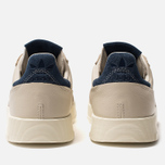 Мужские кроссовки adidas Originals Supercourt Clear Brown/Clear Brown/Collegiate Navy фото- 3