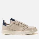 Мужские кроссовки adidas Originals Supercourt Clear Brown/Clear Brown/Collegiate Navy фото- 0